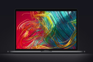 Apple Unveils Upcoming Eight-core MacBook Pro