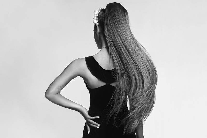 ariana grande new face of givenchy fall winter 2019 campaign