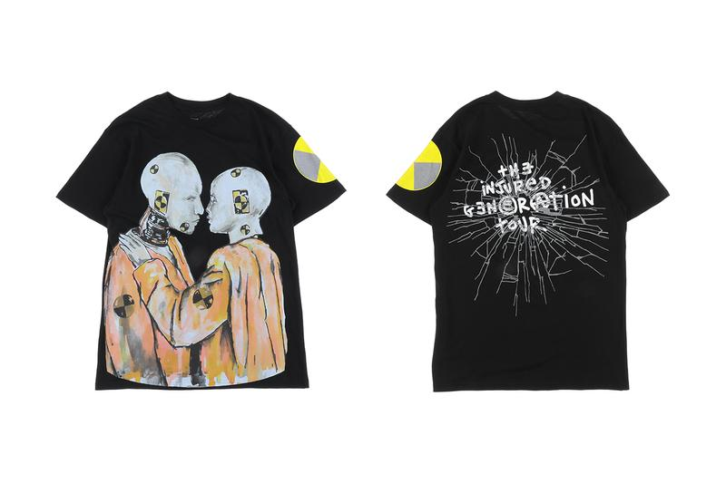A$AP Rocky NUBIAN TESTING Japan Tour Pop-Up T shirt Tote Cap Hat Long Short Sleeve