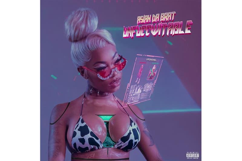 Asian Da Brat 'UNFUCCWITABLE' Album Stream hip-hop rap rapper asian doll trap beats instrumentals smooky margielaa stunna 4 vegas calboy pnb meen yung mal smokepurpp lil durk