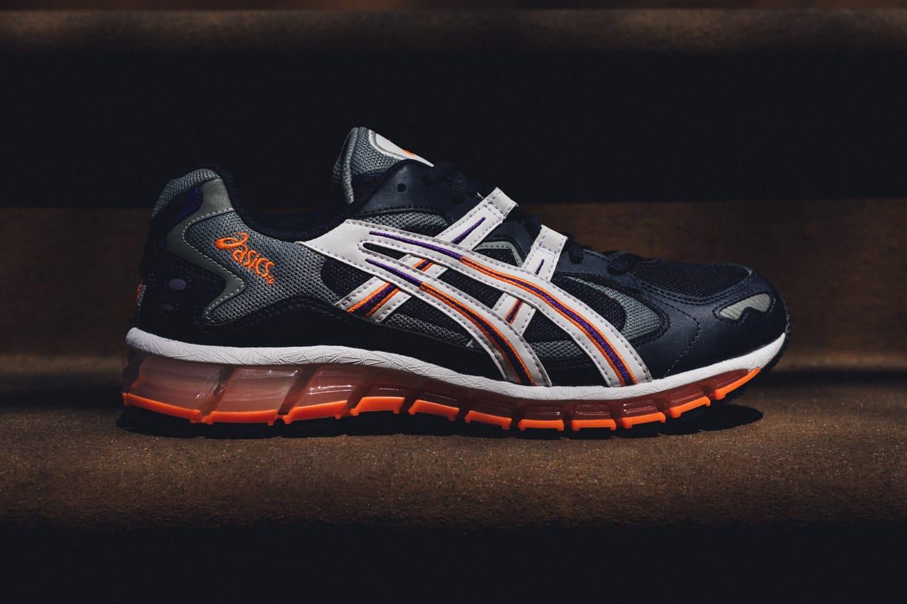 latest asics sneakers