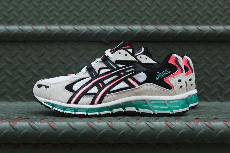 ASICS GEL-KAYANO® 5 360 Latest Colorways summer sneakers 90s running shoe comfort gel technology