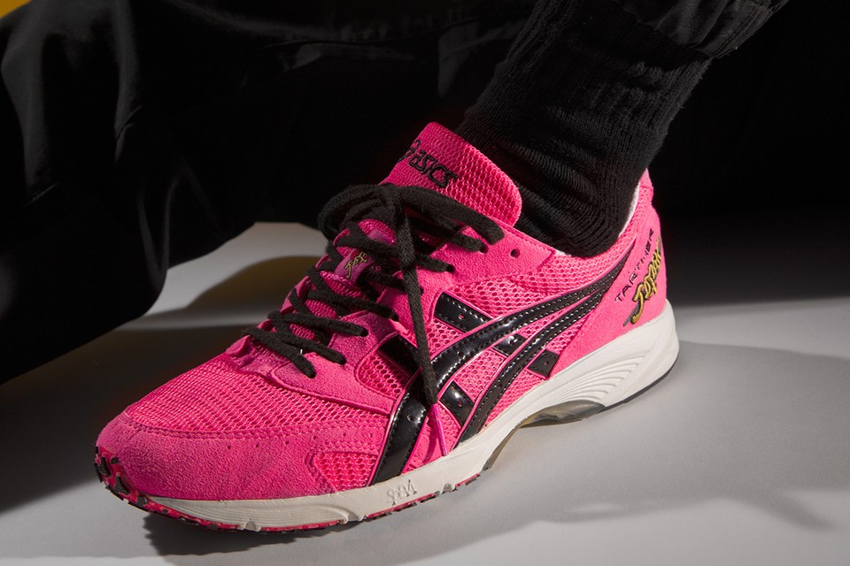 e808a15c ASICS Drops Retro-Inspired
