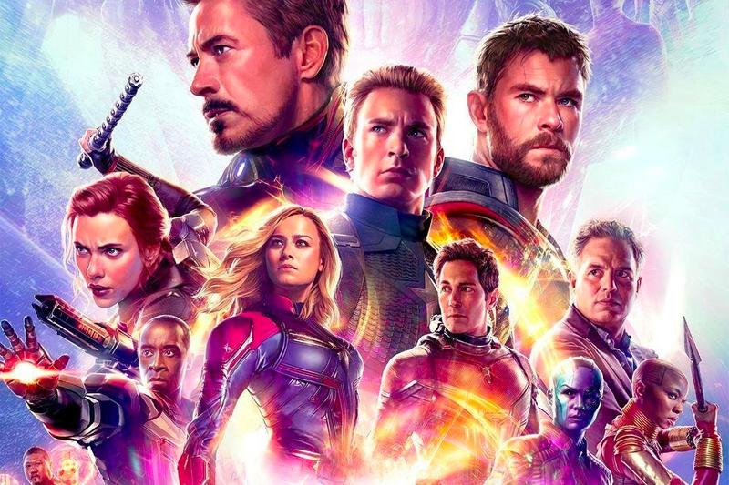 Marvel Studios Comics Avengers: Endgame Joe Russo Anthony Russo Brothers Bootleg Philippine Cable TV