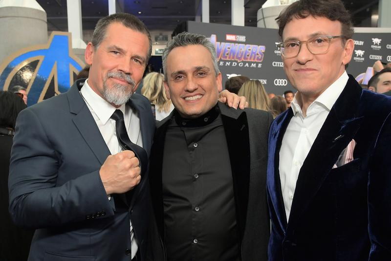 Why 'Avengers: Endgame' Didn't Include a Post-Credit Scene anthony joe russo thanos josh brolin captain america iron man