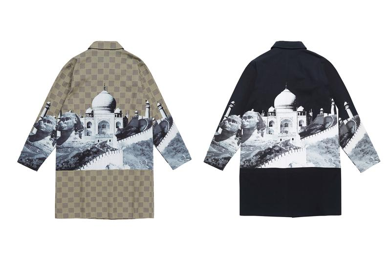 Awake NY Spring/Summer 2019 Collection angelo baque new york streetwear fashion menswear womenswear overcoats fleece hoodies sweatshirts shirts t-shirts outerwear accessories graphic release info date product images