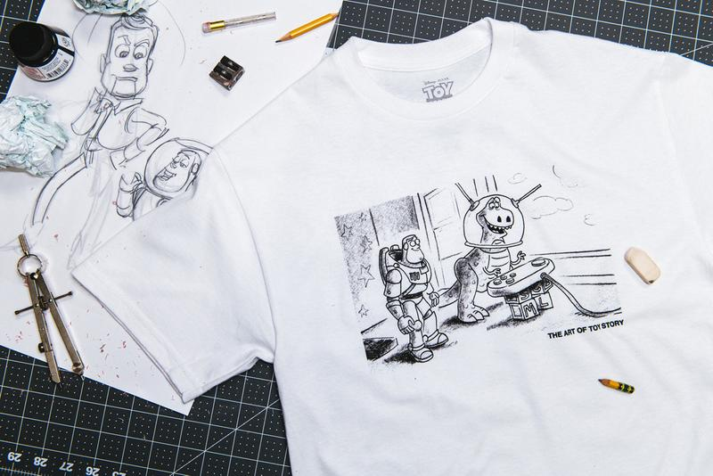 bait disney pixar toy story 4 capsule collection t shirt tee