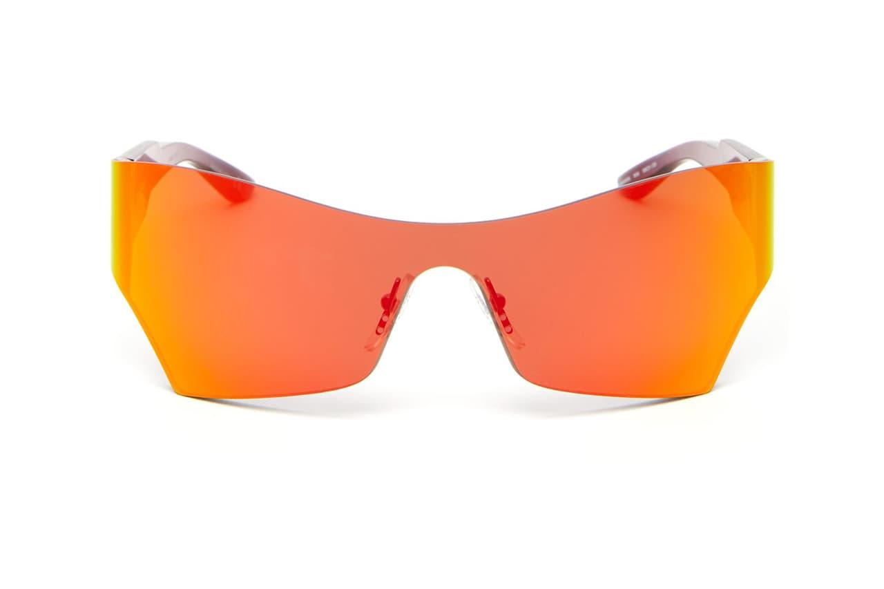 Balenciaga's Retro-Futuristic Sunglasses Drop in Summer-Ready Editions