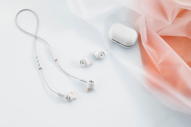 Bang and Olufsen Beoplay E6 E8 Motion New Earphone Technology Music Sound Danish Freedom True Wireless IP54 Water Resistance Active Lifestyle