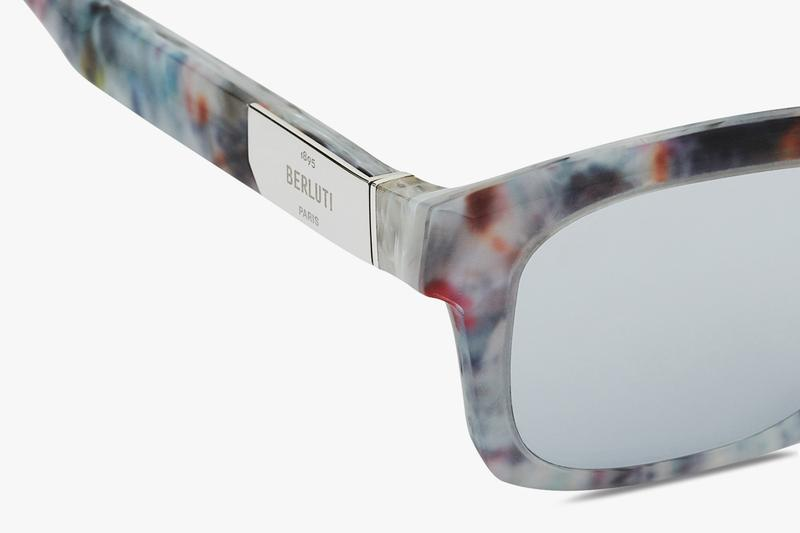 Berluti and Kris Van Assche Debut Eyewear Range fall winter 2019 fw19 glasses frames