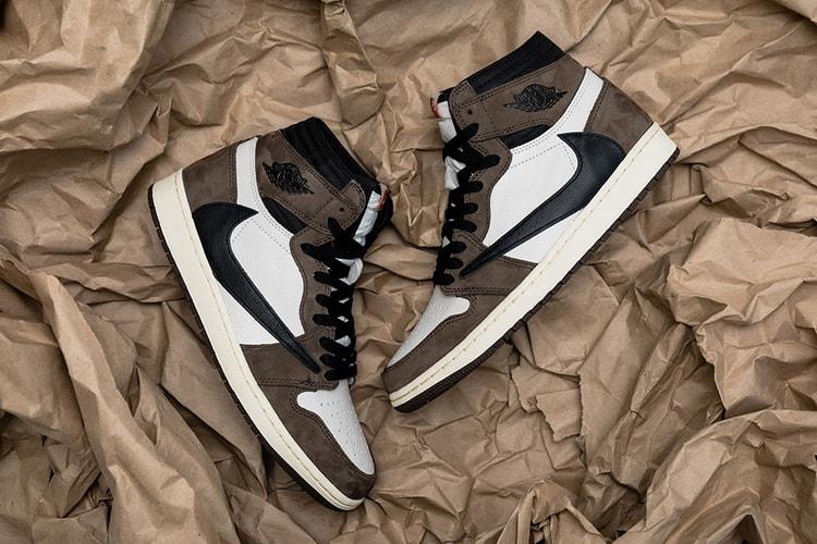 """edca7ced24cf Travis Scott's Air Jordan 1 """"Cactus Jack"""" Goes Global in This Week's  Footwear Drops"""