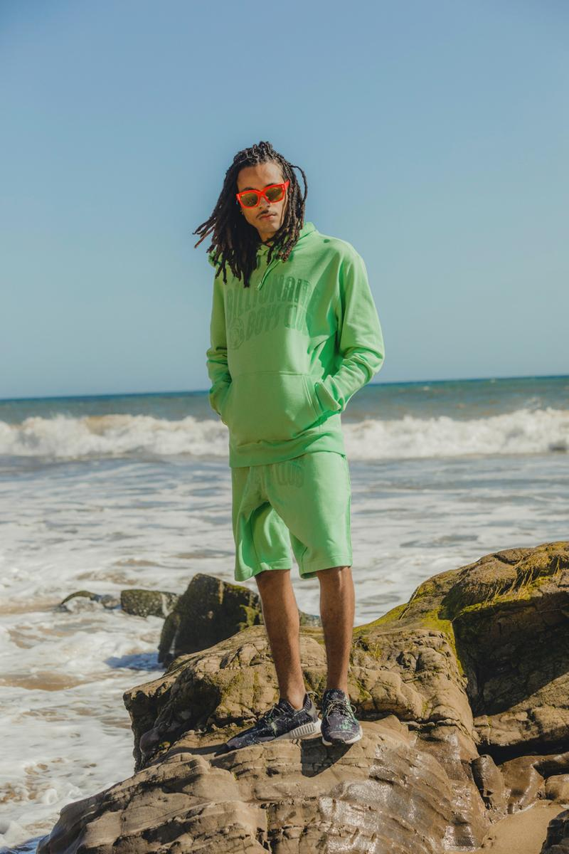 Billionaire Boys Club Spring/Summer 2019 Collection Lookbook ss19 release date info astronaut