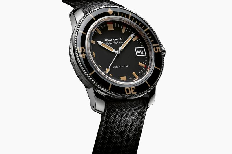 Blancpain Fifty Fathoms Barakuda Release watches swiss wristwatch swiss made diving