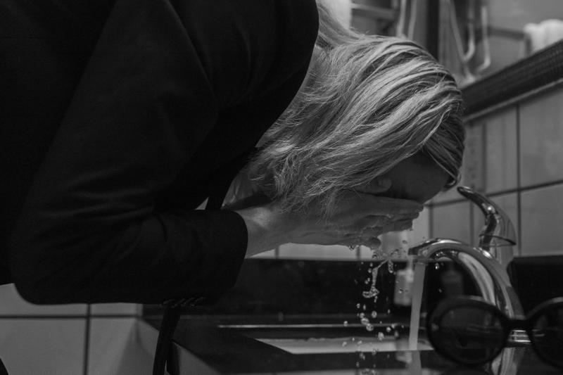 Blends fragment design Dr. Martens Hollingborn Derby Made in England Editorial Black Patent Leather 1461