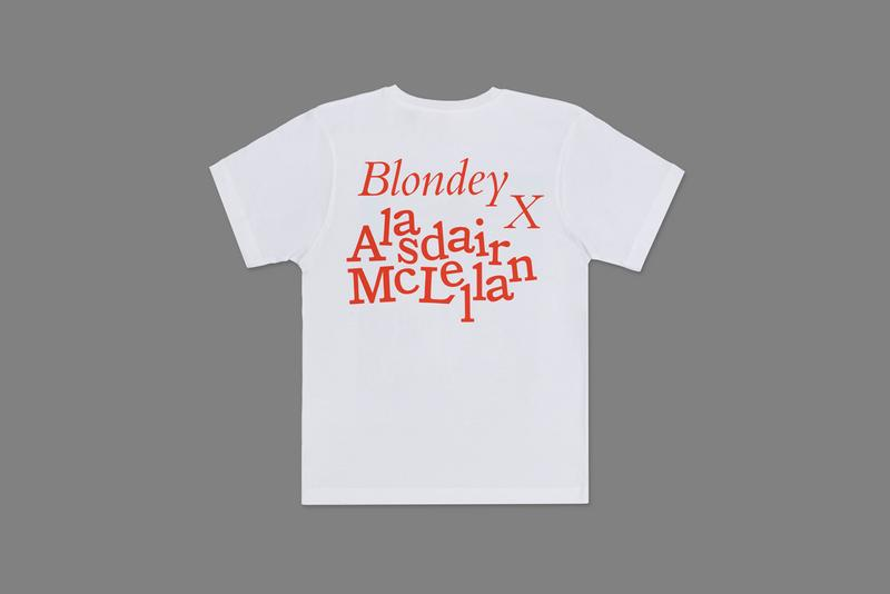 blondey mccoy the loved one los angeles exhibition pop up artworks prints apparel merchandise