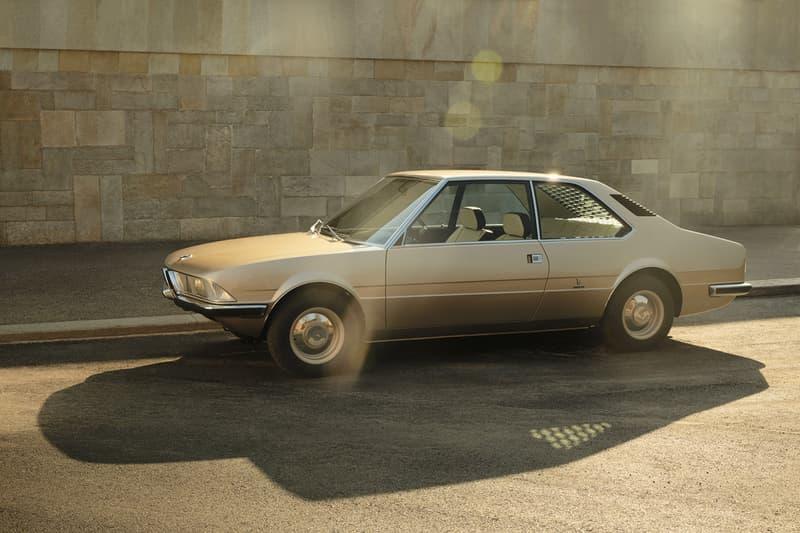 BMW Garmisch Model From 1970