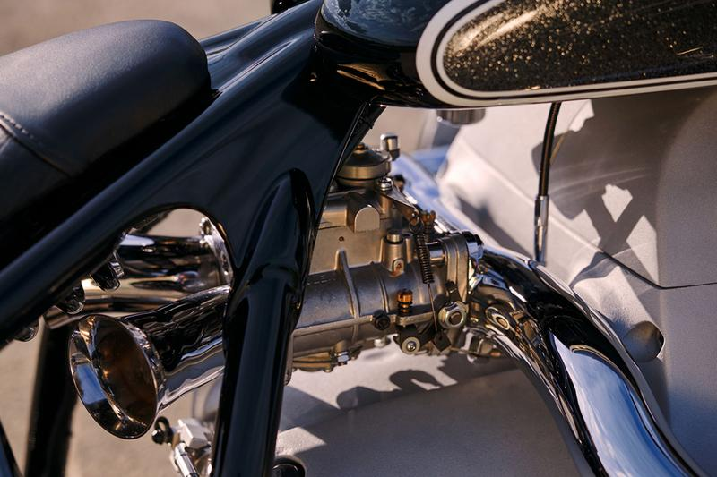 BMW Motorrad Concept R18 Concorso d'Eleganza Villa d'Este 1.8 liter boxer engine Solex dual carburetors vintage old retro designs classic R5 nostalgia