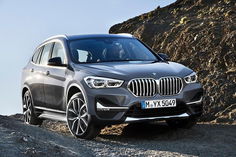 Bmw X1 Gets A Facelift Plug In Hybrid Technology Hypebeast