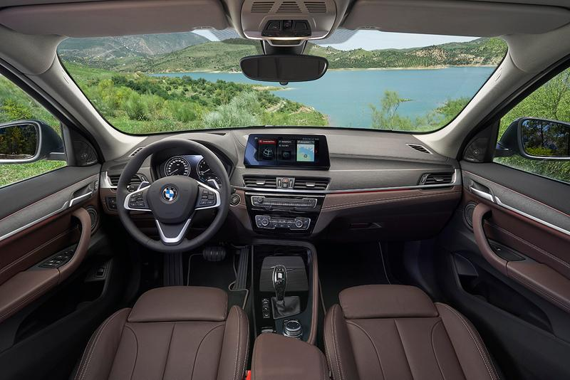 BMW X1 2019/2020 Crossover SUV Small Family Car Automotive German Plug In Hybrid Sports Twin Turbo Engine xDrive Design Updates Release Information