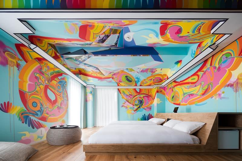 bna alter museum kyoto artists artworks murals installations exhibitions sculptures
