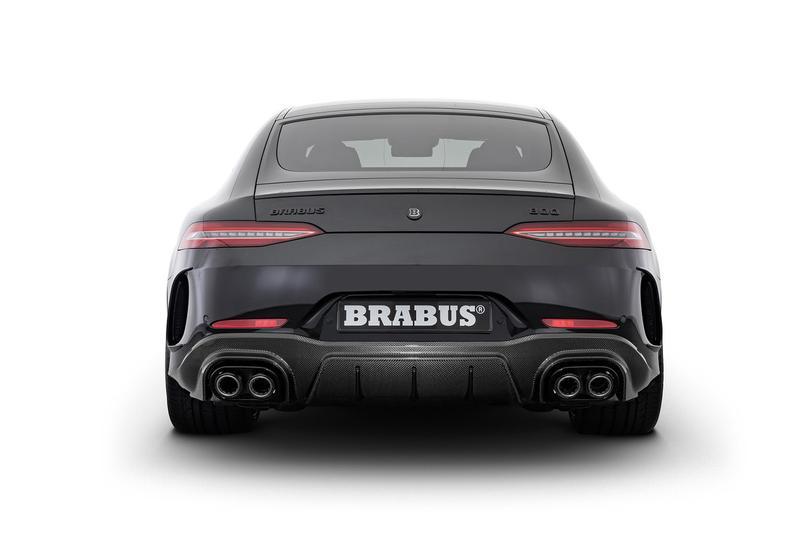 "Mercedes-AMG GT 63 S 4MATIC+ Brabus 800 Automotive Car Engineering Official Custom Monoblock Z ""PLATINUM EDITION"" Top Marques Monaco 2019"
