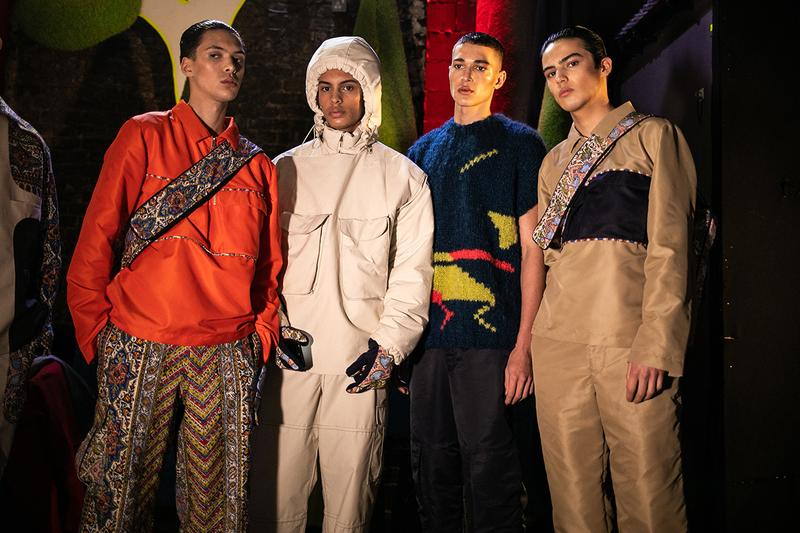 British Fashion Council Charity Fundraising Supports Emerging Designers UK Companies Names Labels Menswear Womenswear Scholarships Bethany Williams Bianca Saunders Charles Jeffrey LOVERBOY A-COLD-WALL* Nicholas Daley paria FARZANEH Aries WALES BONNER