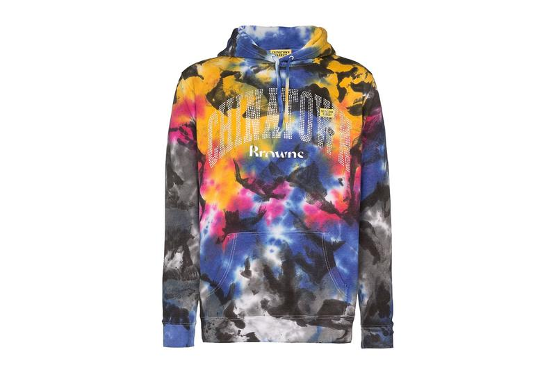 Chinatown Market for Browns Tie-Dye Hoodie diamente exclusive limited pop up event