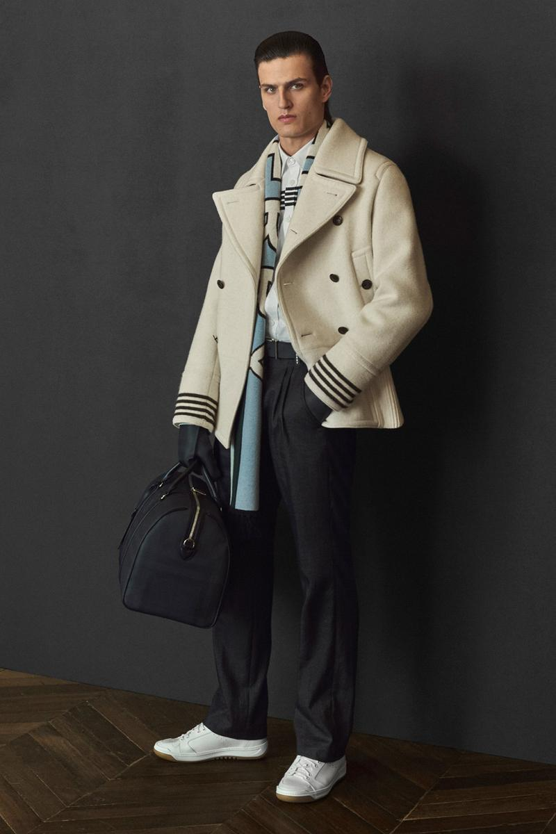 burberry resort 2020 mens collection lookbook Riccardo Tisci