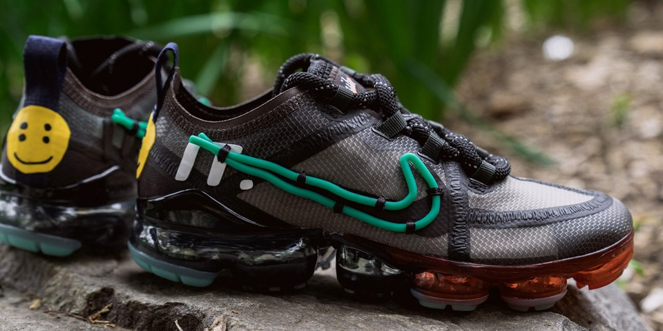 good looking on feet images of authentic quality Cactus Plant Flea Market x Nike Air VaporMax 2019 | HYPEBEAST
