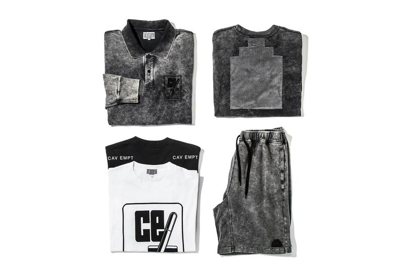 Cav Empt Crafts Overdyed Capsule for BEAUTY & YOUTH UNITED ARROWS