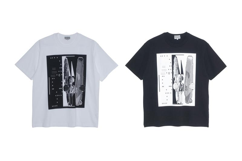 Cav Empt SS19 Collection 14th Drop may C.E japanese graphic streetwear brand sk8thing toby feltwell street fashion MD CopiEs SHORT SLEEVE SHIRT ZIGGURAT PATCH BIG T MD CopiEs LONG SLEEVE T SPLIT DESIGN DENIM BLEACHED RIB LONG SLEEVE POLO SHIRT MD tetAtet T MD CopiEs SHORTS