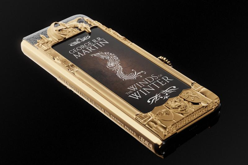 Caviar Reveals a 'Game of Thrones' Themed Samsung Galaxy Fold
