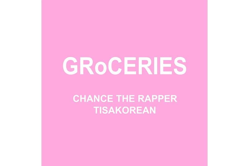 "Chance The Rapper GRoCERIES Single Stream feat. TisaKorean Murda Beatz hip-hop rap chicago debut album ""owbum"" listen now"
