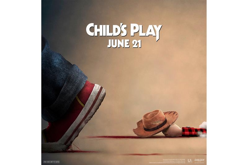 Child's Play Chucky Andy Toy Story 4 Woody Mark Hamill Poster Release Date stream watch rivalry watch look view