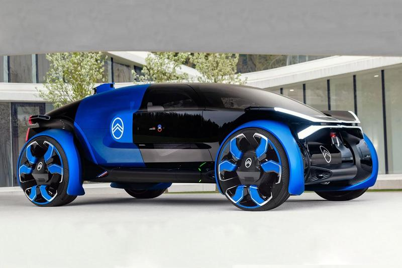 Citroën Celebrates 100 Years With 19_19 Concept Car