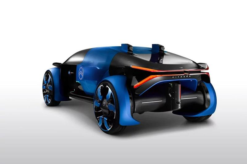 Citroen 1919 Concept Car Info 100 years anniversary