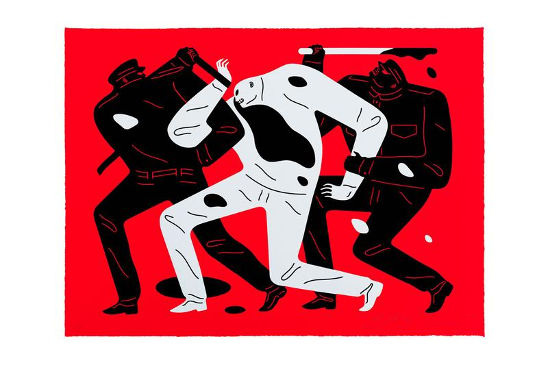 cleon peterson the disappeared print release artworks artist