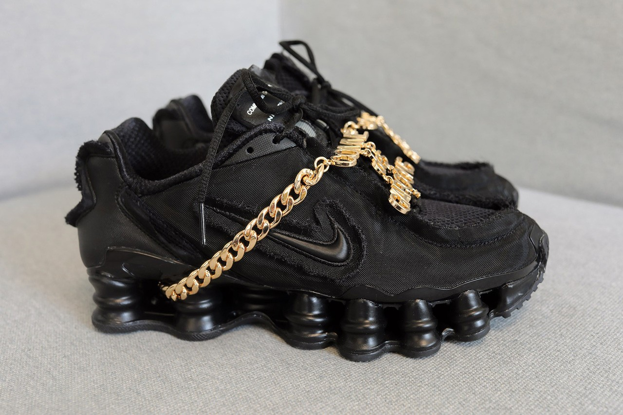 x Nike Shox TL Closer Look