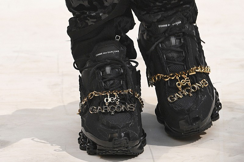 The COMME des GARÇONS x Nike Shox TL Are Releasing Exclusively in Japan