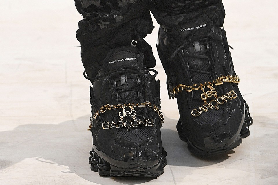 détaillant 18cdd 4c8d8 COMME des GARÇONS x Nike Shox TL Release | HYPEBEAST