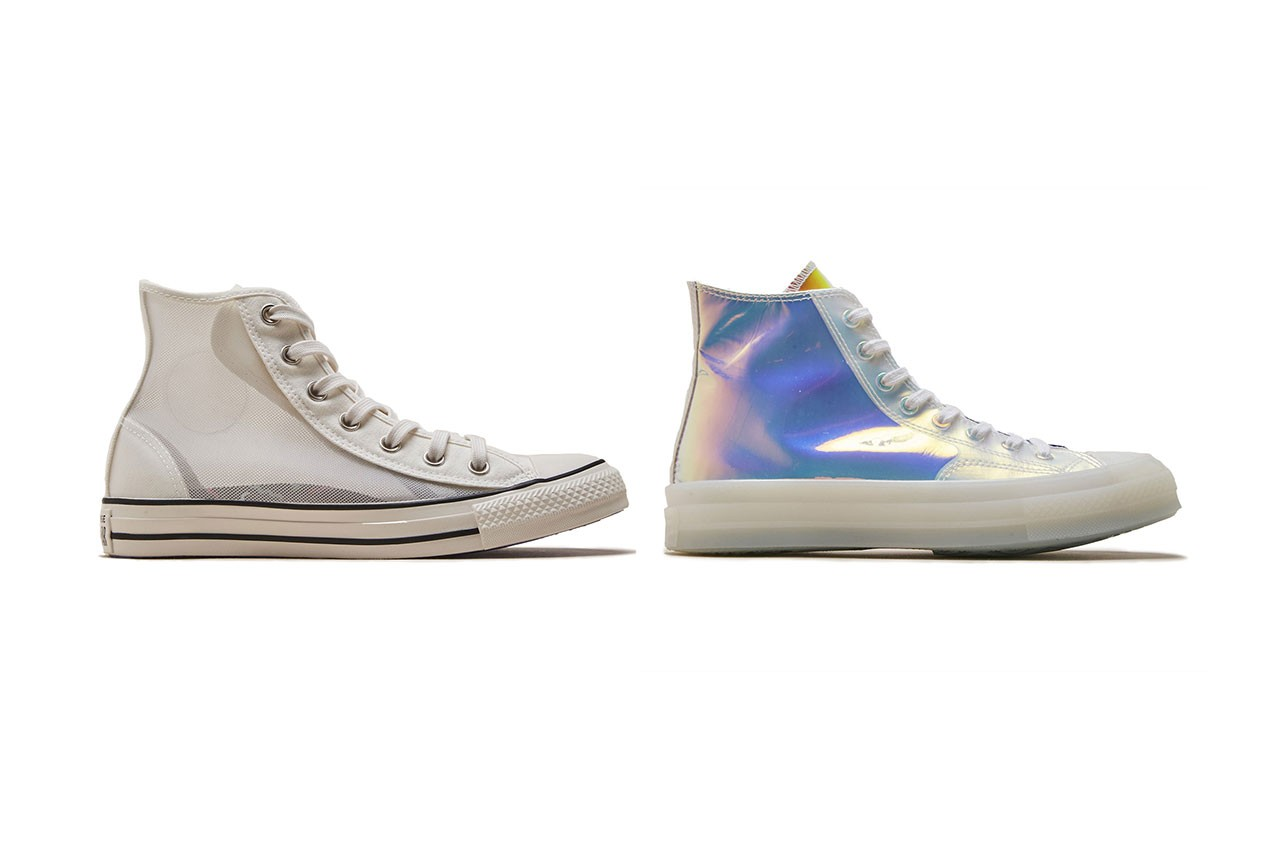 Converse Chuck Taylor in Iridescent and