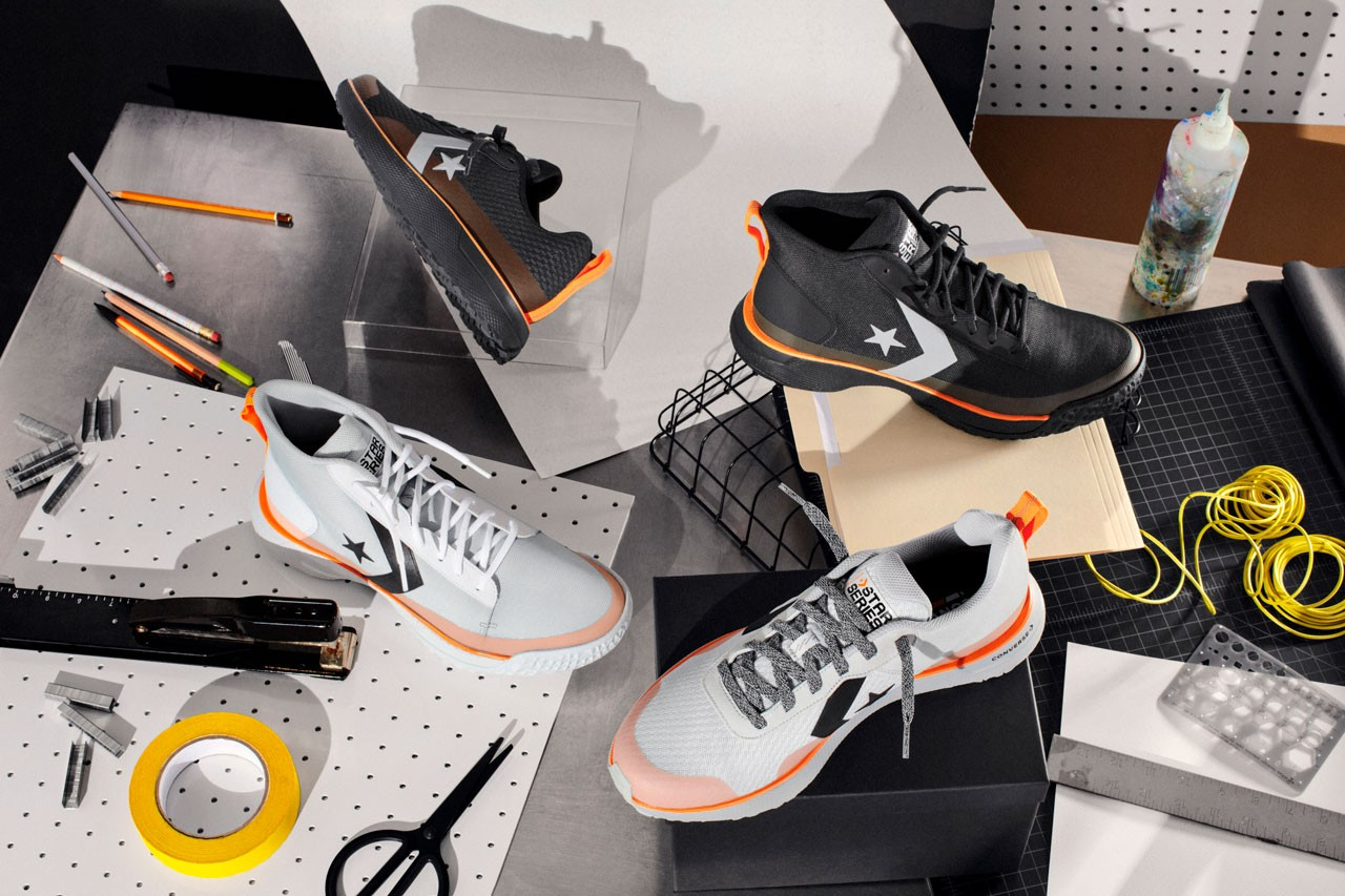 a2310689fbc5 Tinker Hatfield and Converse Deliver Brand-New