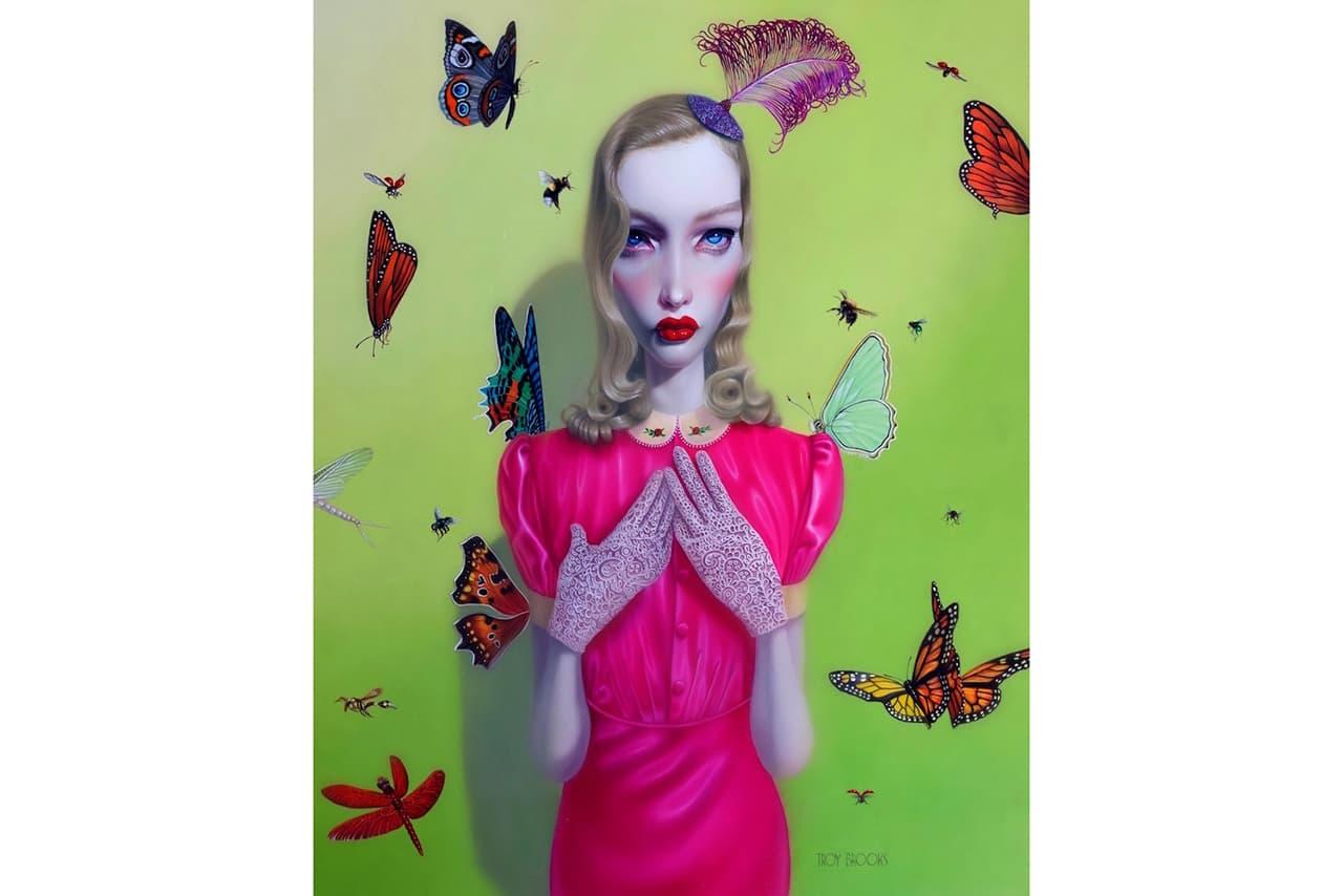 "Corey Helford Gallery ""Pop Surrealism & New Figurative"" Exhibition"