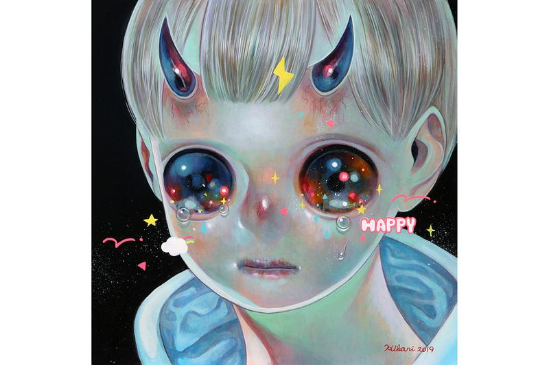 CHG Lucky 13 Anniversary Celebration Corey Helford Gallery Pop Surrealism & New Figurative D*Face Ron English Hush RISK EINE Okuda San Miguel Herakut