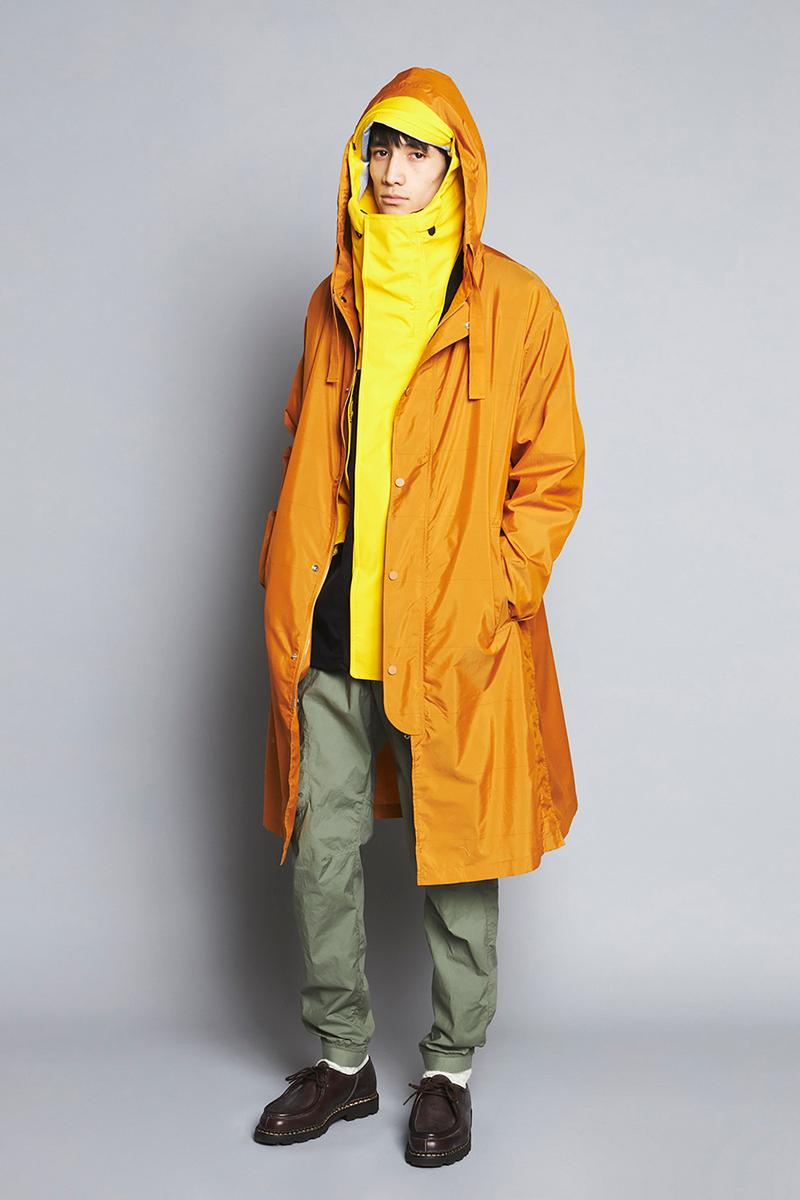 COVERCHORD Spring 2019 Styles Lookbook Nike ACG Nonnative Engineered Garments AURALEE, Digawel, Engineered Garments, Gimme Five, Graphpaper, Nike ACG, nonnative, Paraboot, Reebok Classic, Stone Island, and YSTRDY'S TMRRW