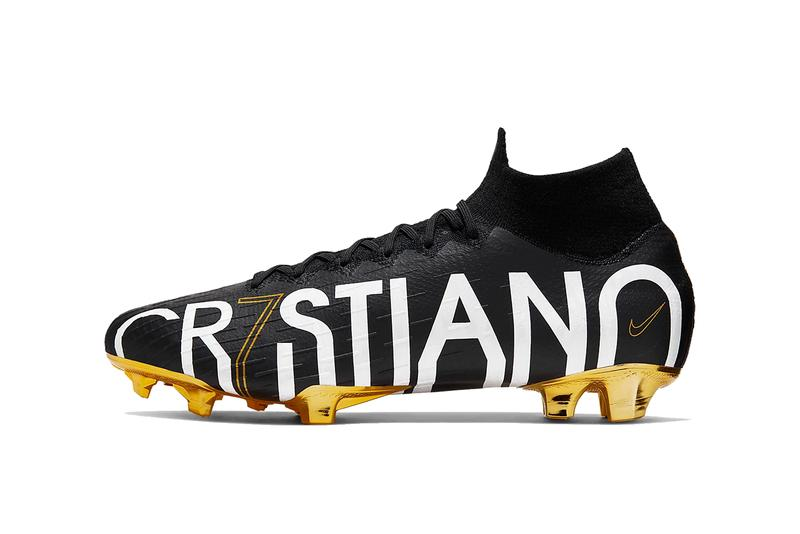 Nike Honors Ronaldo With Special Mercurial Boot Hypebeast