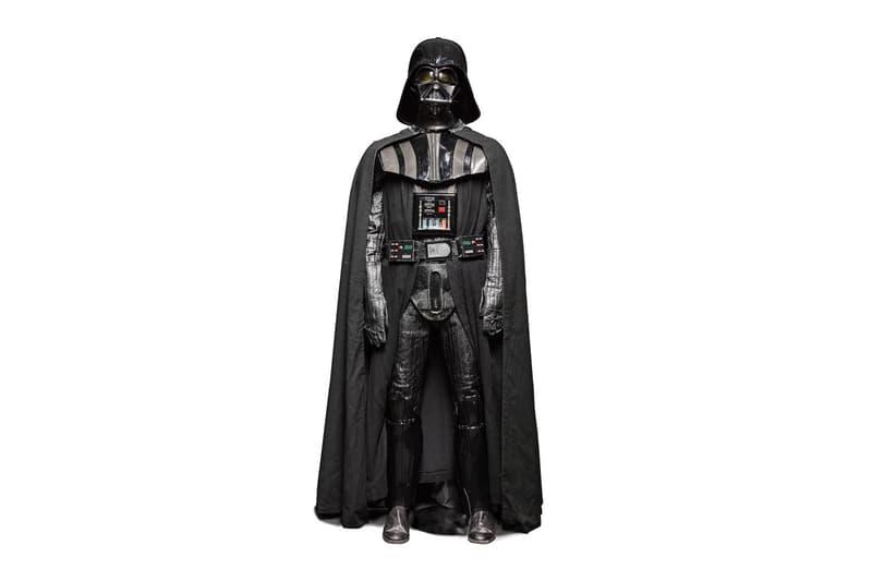 Darth Vader Costume Auctioning at Bonhams