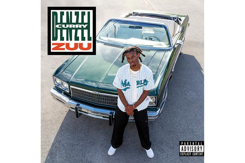 Denzel Curry ZUU Album Stream rick ross tay keith