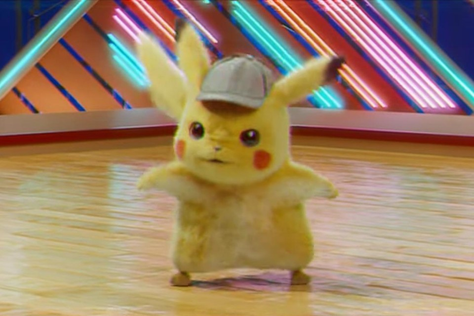 Detective Pikachu Pokemon 2 Hour Dancing Pikachu Video