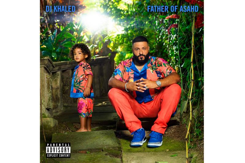 DJ Khaled 'Father of Asahd' Album Stream JAY-Z Beyoncé Nipsey Hussle Cardi B Nas SZA Travis Scott Lil Wayne Future Post Malone 21 Savage Chance the rapper john legend